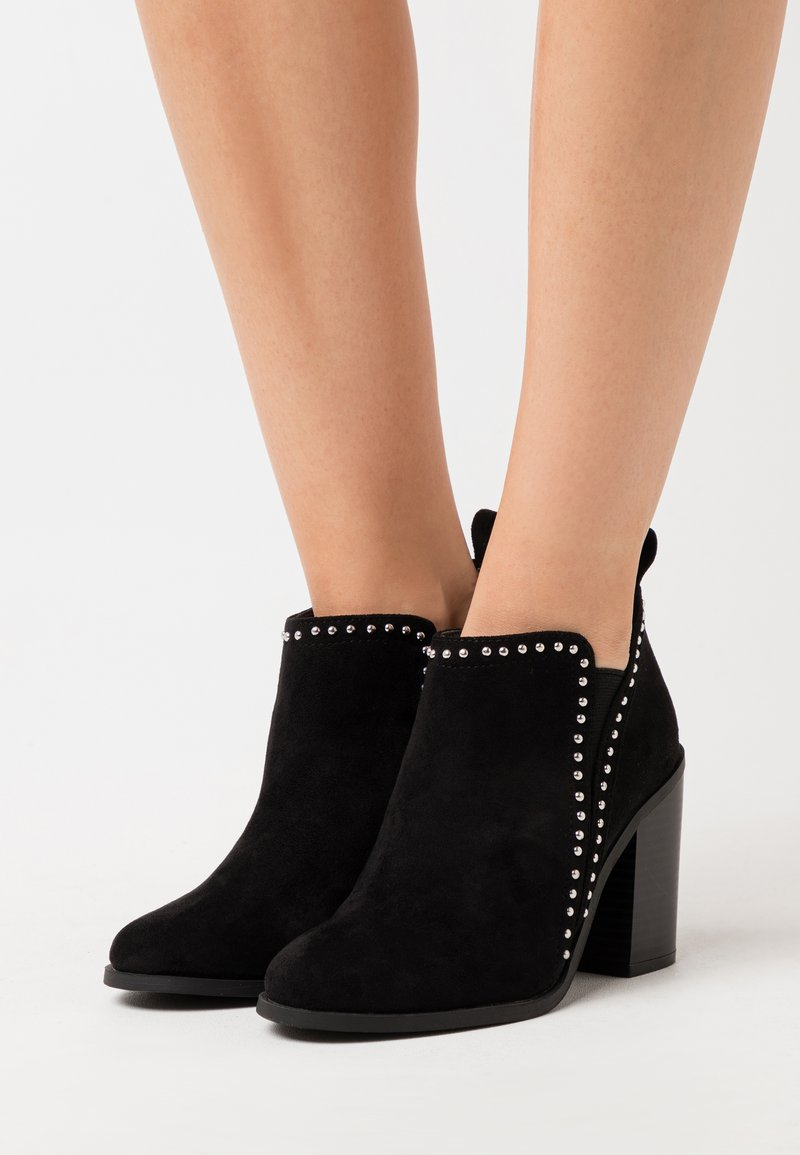 Madden Girl - ECHO - High heeled ankle boots - black
