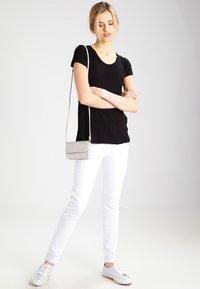 Kaffe - ANNA - Basic T-shirt - black deep - 1