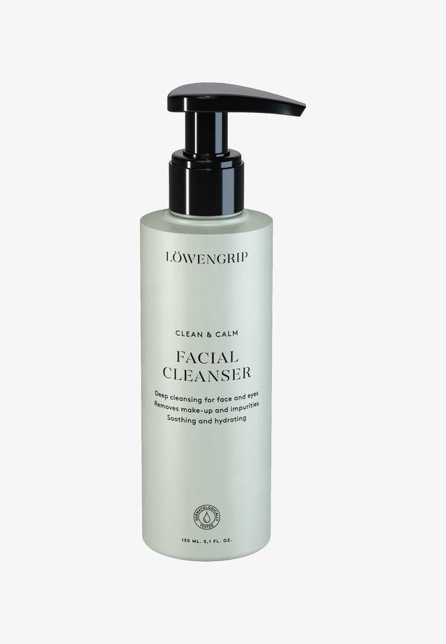 CLEAN & CALM - FACIAL CLEANSER 150ML - Ansiktsrengöring - -