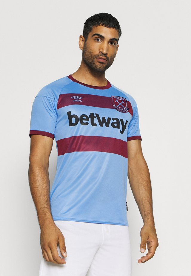 WEST HAM AWAY - Squadra - vista blue/new claret