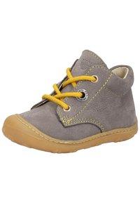 Pepino - Baby shoes - graphit - 2