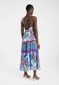 Desigual - DESIGNED BY M. CHRISTIAN LACROIX - Maxi dress - red - 2