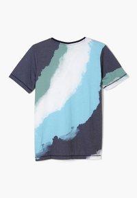 s.Oliver - Print T-shirt - aqua - 1
