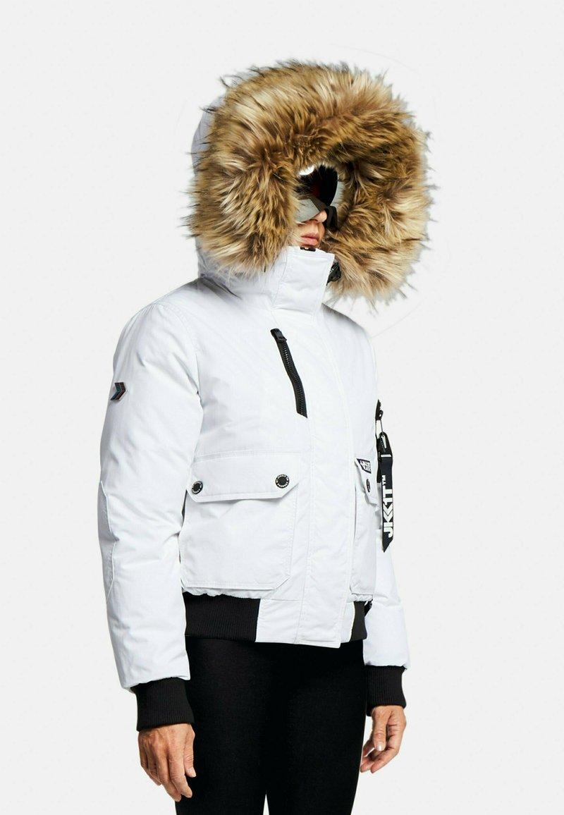 JACK1T - MOUNTAIN - Doudoune - off white