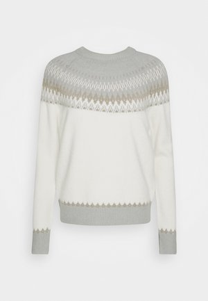 FAIRY - Strickpullover - grey