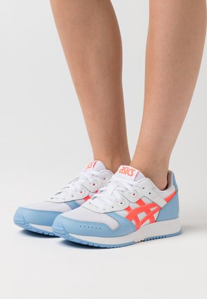 LYTE CLASSIC - Sneakers - white/flash coral