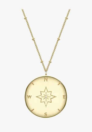 FESTIVAL GLOSS - Necklace - gelbgold