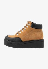 Vagabond - TARA - Ankle boots - golden oat - 1