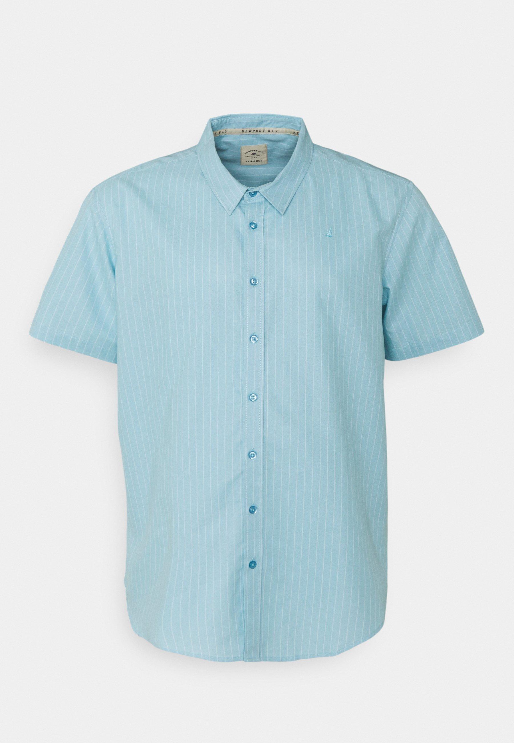 Uomo CORE POPLIN STRIPE - Camicia