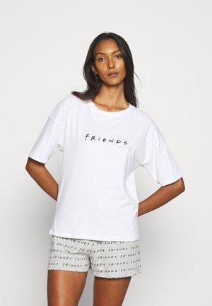 FRIENDS - Pyjamas - white