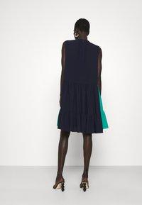 Roksanda - ATHISA DRESS - Denní šaty - parakett/midnight - 2