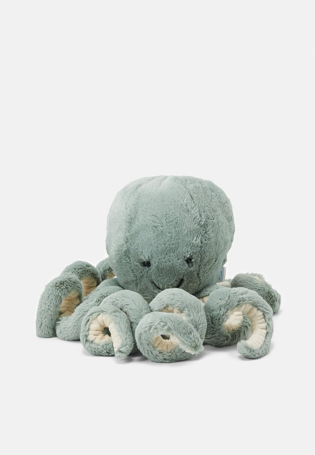 ODYSSEY OCTOPUS MEDIUM UNISEX - Cuddly toy - green