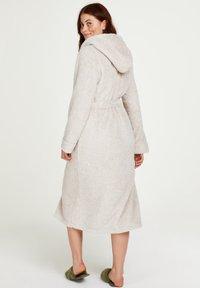 Hunkemöller - Dressing gown - tan - 1