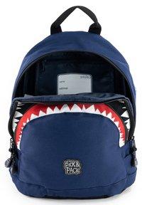 pick & PACK - SHARK - Mochila - blau - 4