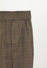 Mango - JAMES - Trousers - braun - 6