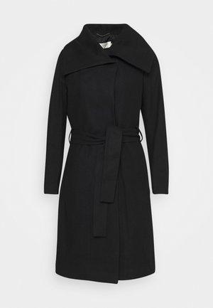 ZELENA COAT - Classic coat - black