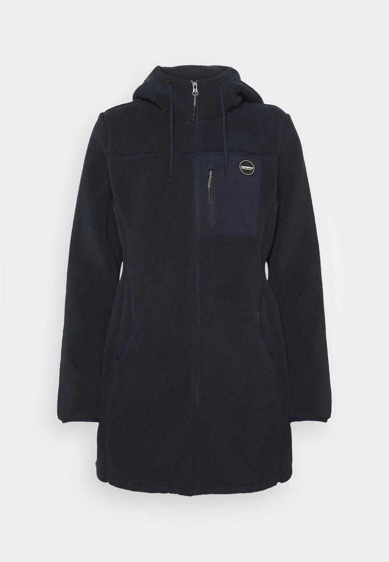 Icepeak - AMERY - Fleece jacket - dark blue