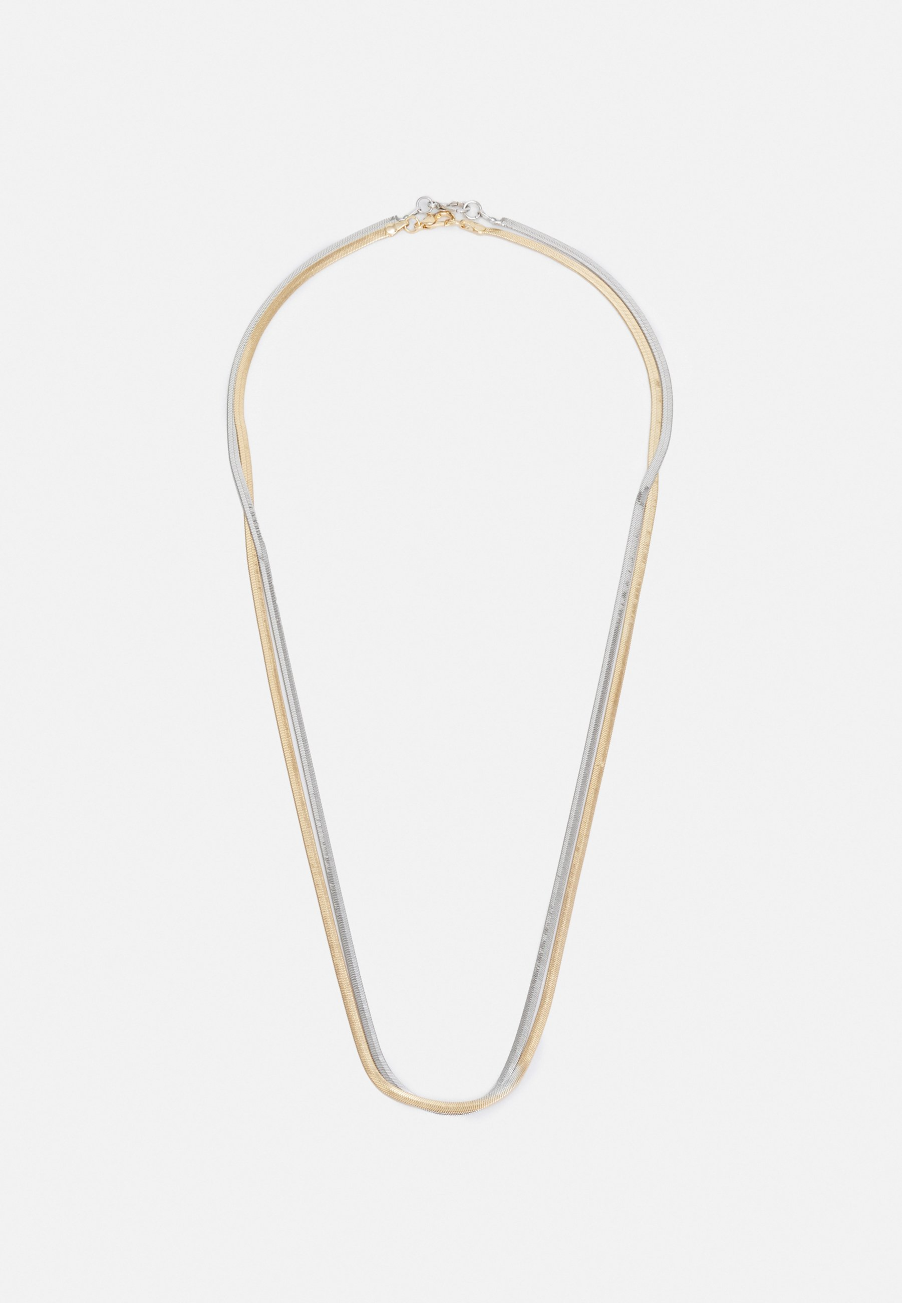 Homme MIXED CHAIN 2 PACK - Collier