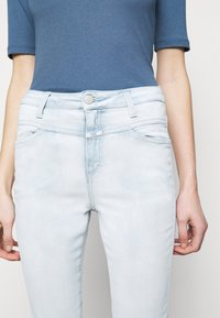 CLOSED - PUSHER - Skinny džíny - light blue - 5