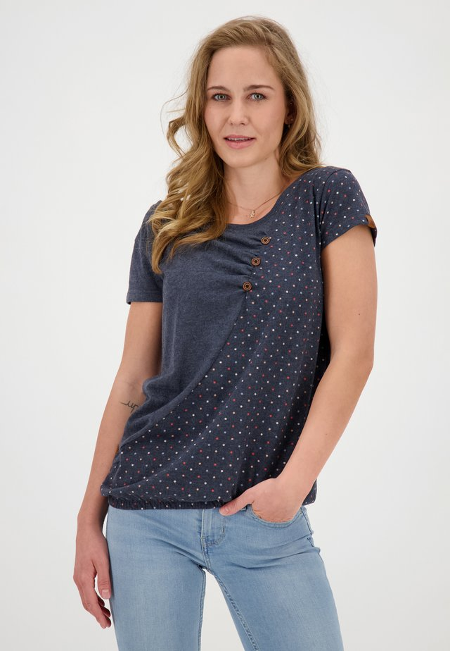 Basic T-shirt - marine