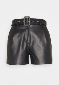 ONLY - ONYPEONY YSABELLE - Shorts - black - 3