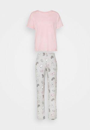CAT - Pyjamaser - pink