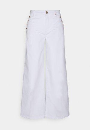 REEM VERA - Kalhoty - white