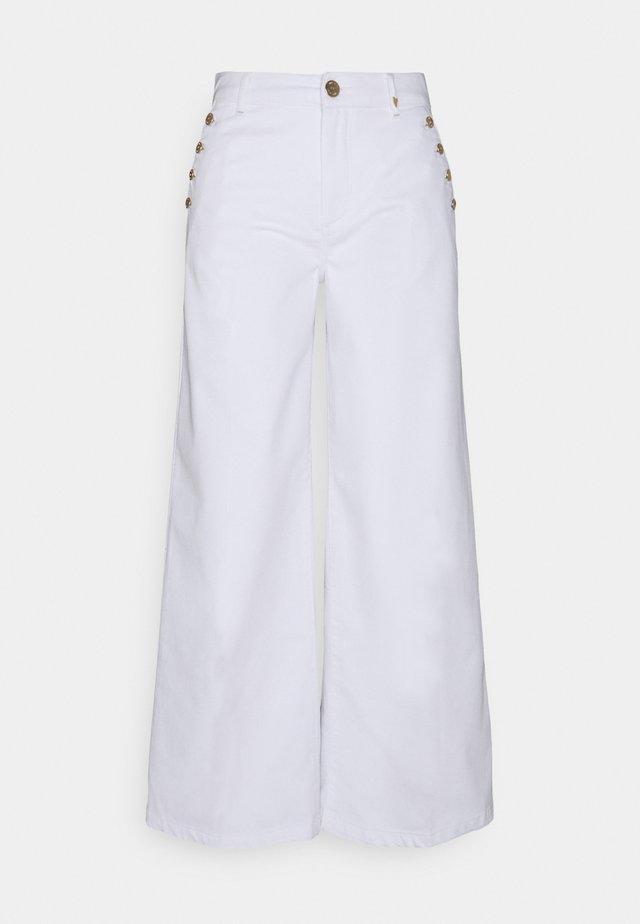 REEM VERA - Pantalon classique - white
