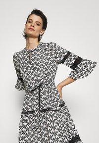 Diane von Furstenberg - JULIA DRESS - Day dress - black - 5