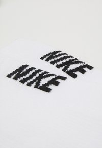 Nike Performance - MULTIPLIER MAX CREW 2 PACK UNISEX - Sportovní ponožky - white/black - 1