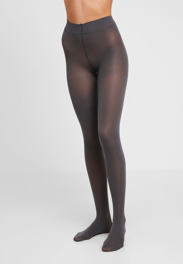 40 DEN TIGHTS OPAQUE - Rajstopy - anthracite