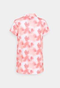 Puma Golf - CLOUDSPUN WATERCOLOR  - Polo shirt - georgia peach/ignite pink - 1