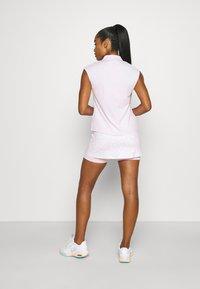 Nike Performance - SKIRT - Sports skirt - regal pink/black - 2