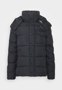 Blauer - GIUBBINI CORTI IMBOTTITO OVAT - Winter jacket - dark navy - 5