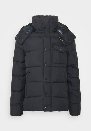 GIUBBINI CORTI IMBOTTITO OVAT - Winter jacket - dark navy