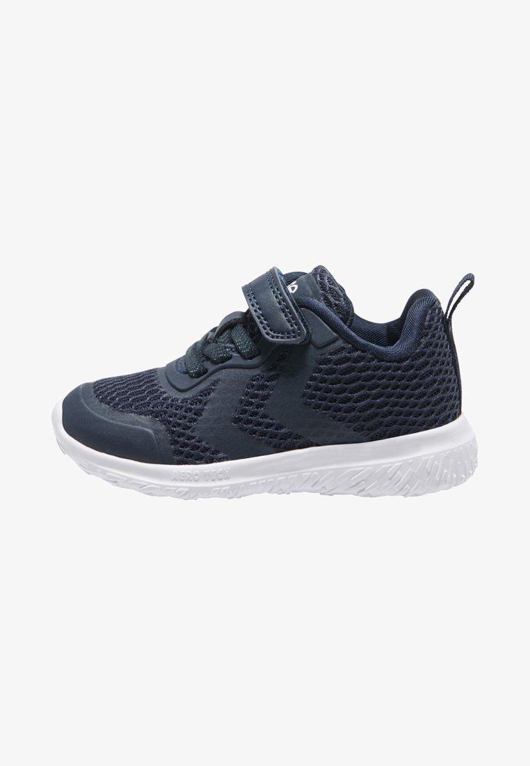 Hummel - Touch-strap shoes - blue