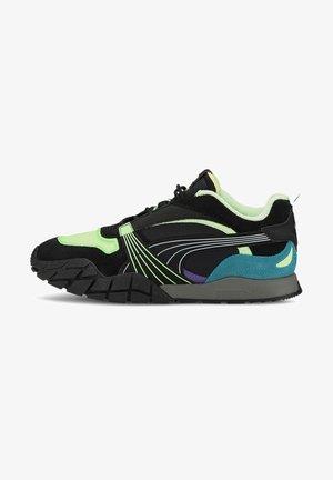 KYRON BONFIRES  - Trainers - elektro green-puma black