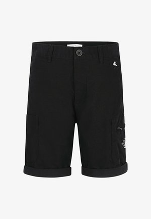 BLEND UTILITY - Shorts - black