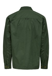 Only & Sons - ONLY & SONS HEMD LEICHTES OVER - Summer jacket - olive night