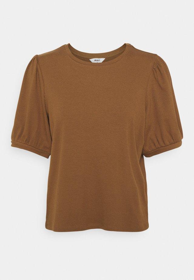 OBJJAMIE - T-shirt basic - partridge