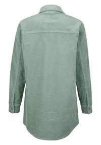 Dress In - Short coat - salbeigrün - 5