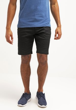 FRCKN MDN STRCH SHT - Shorts - black