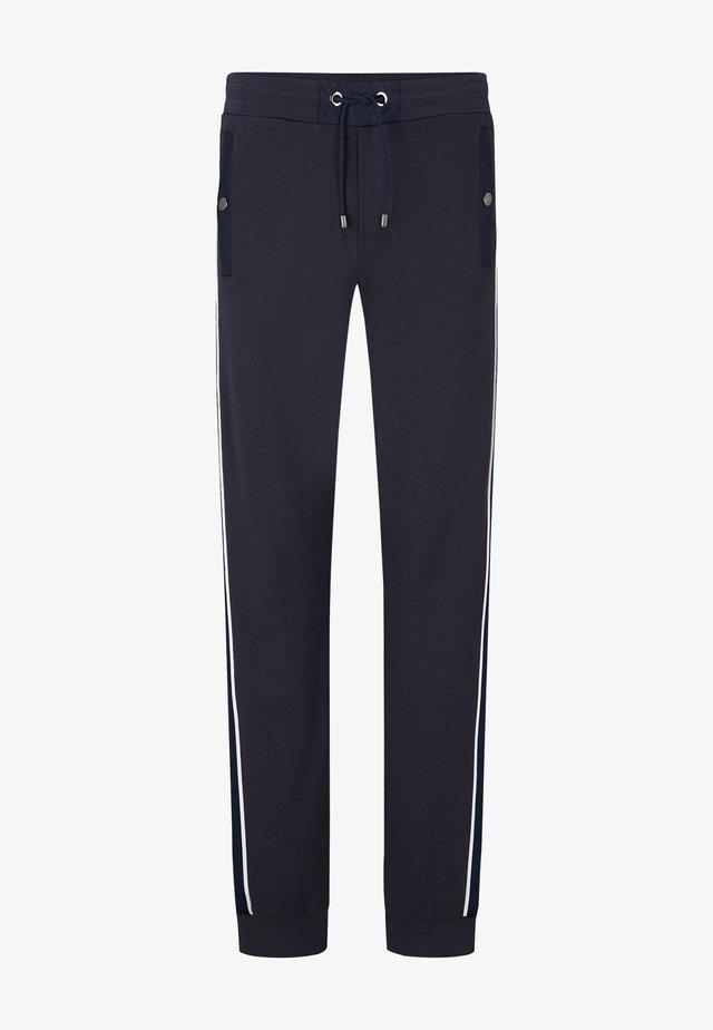 Spodnie treningowe - navy-blau