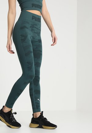 EVOKNIT SEAMLESS LEGGINGS - Leggings - ponderosa pine