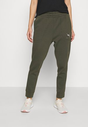NU-TILITY PANTS - Joggebukse - forest night
