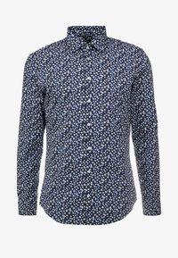 SLIM LIGHT KENT - Shirt - dark blue