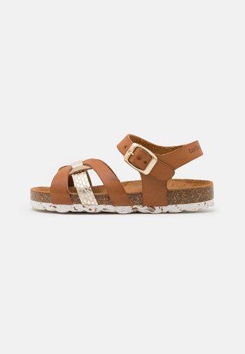 ZAPPA - Sandals - tan/or