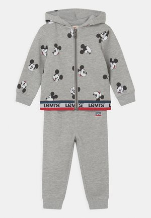 ZIP UP TAPING SET - Tracksuit - grey