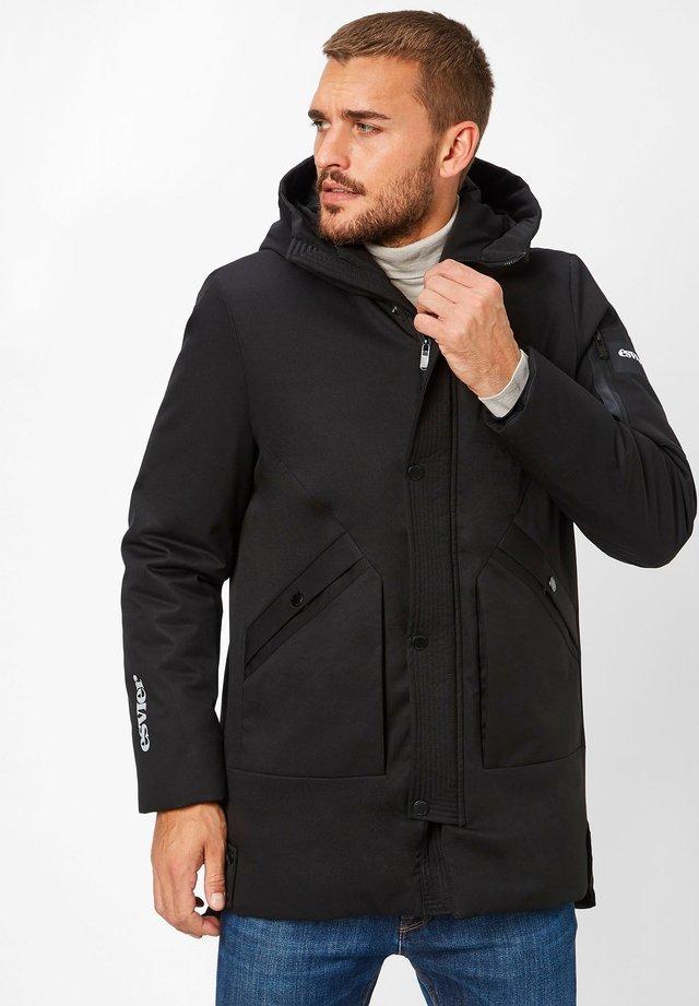 WATERLAND - Winter coat - black