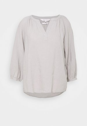 Blouse - flint gray